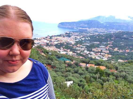 Looking out over Sorrento2