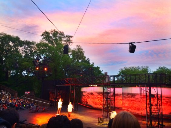 Shakespeare in the Park - The Tempest