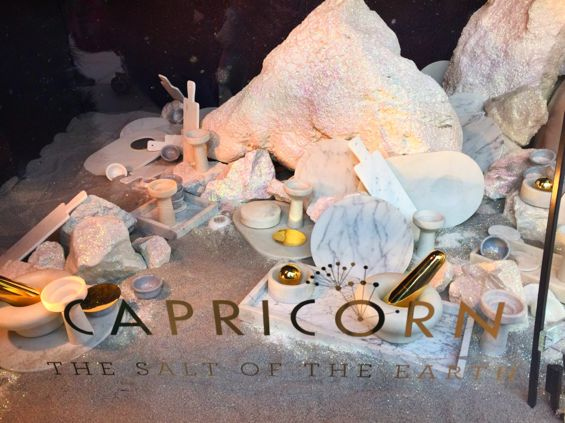 Capricorn2 - Selfridges Christmas Windows