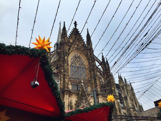 Cologne Cathedral Christmas Market5