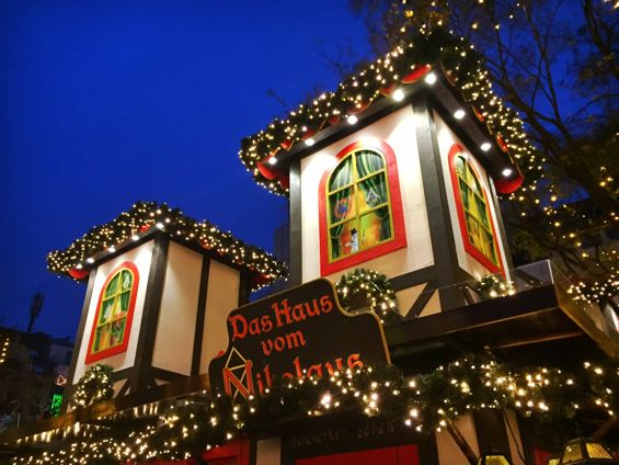 Cologne Rudolfplatz Christmas Market3