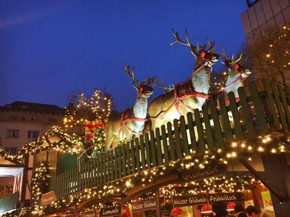 Cologne Rudolfplatz Christmas Market4