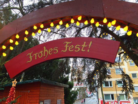 Cologne Stadtgarten Christmas Market1