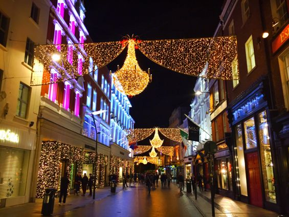 Dublin Christmas Lights5