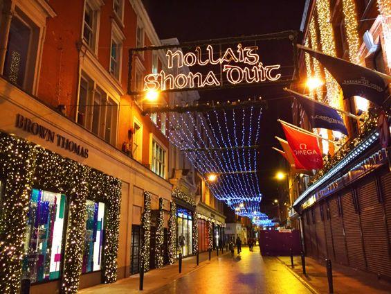 Dublin Christmas Lights6