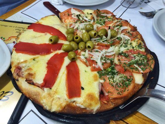 El Cuartito Pizza, Buenos Aires