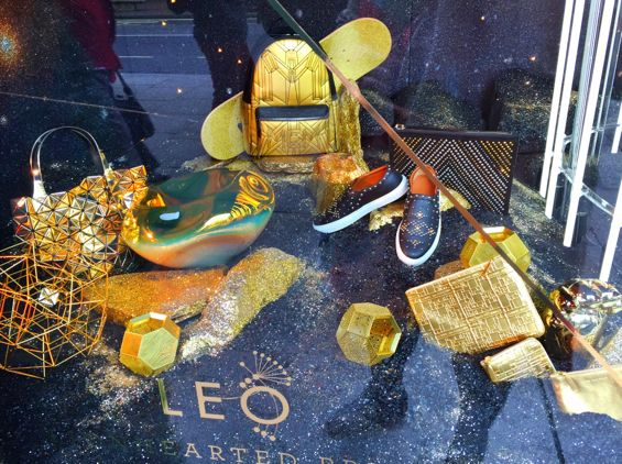 Leo2 - Selfridges Christmas Windows
