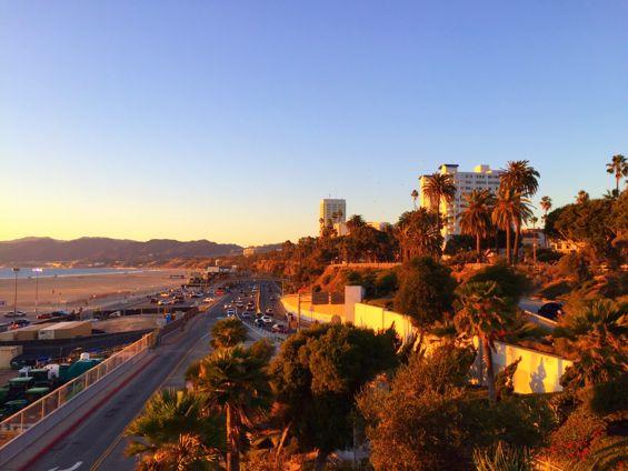 Santa Monica Beach3