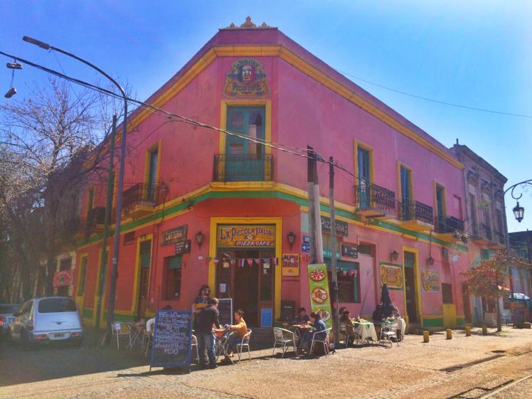Buenos Aires - El Caminito11