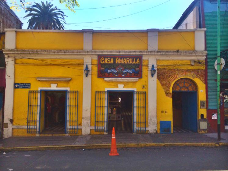 Buenos Aires - El Caminito12