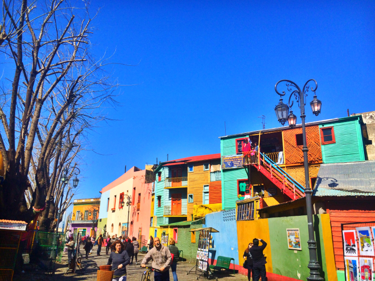 Buenos Aires - El Caminito13