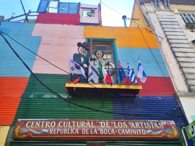 Buenos Aires - El Caminito14