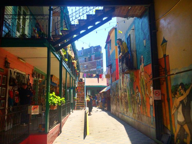 Buenos Aires - El Caminito15