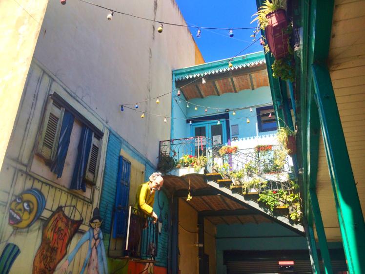 Buenos Aires - El Caminito18