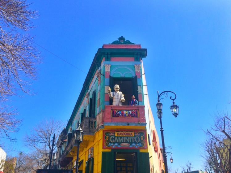 Buenos Aires - El Caminito3