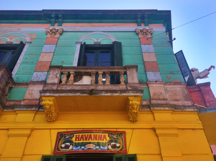 Buenos Aires - El Caminito4