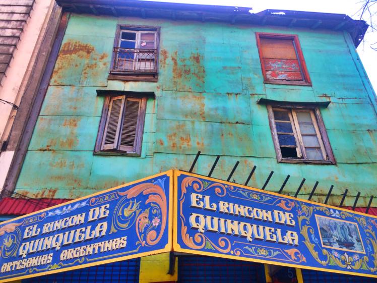 Buenos Aires - El Caminito5