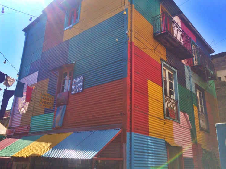 Buenos Aires - El Caminito6