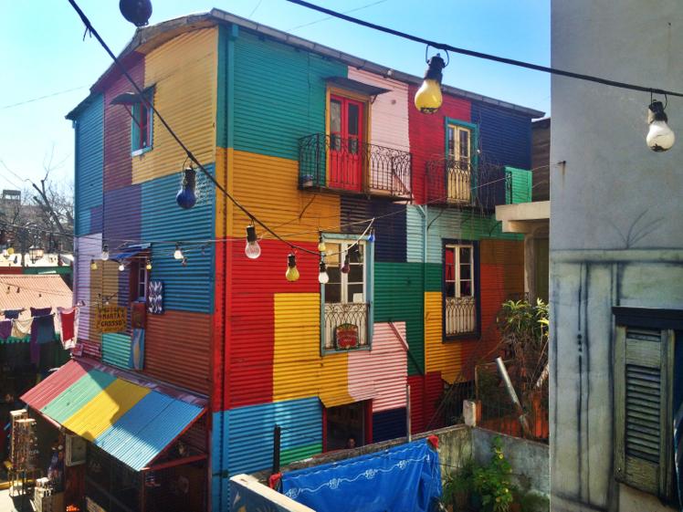 Buenos Aires - El Caminito8