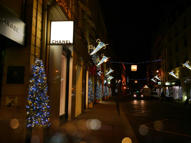 Paris Christmas