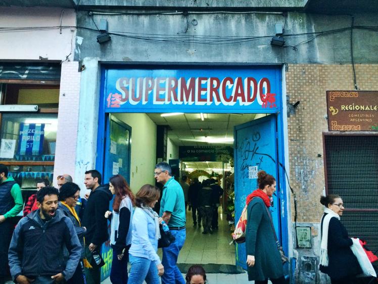 San Telmo Market9