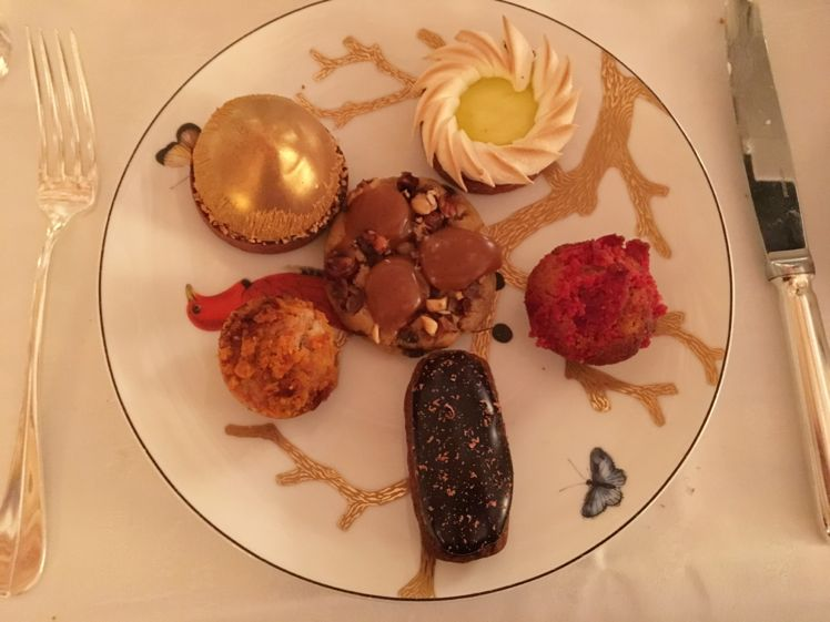 Le Meurice Afternoon Tea