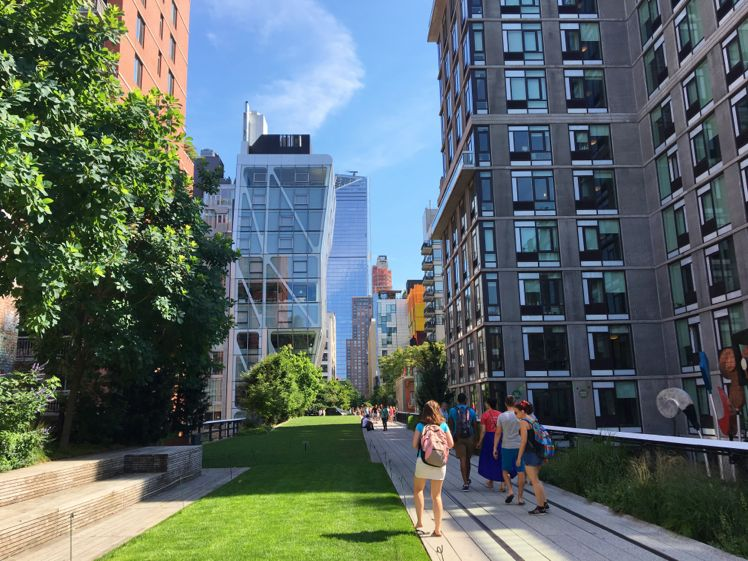 The High Line16